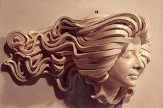 """""""Medusa""""  ceramic"""