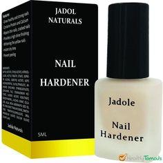 Jadole Naturals Nail Hardener #hardener #nail #polish Thin Nails, Strong Nails, Cracked Nails, Nail Hardener, Healthy Protein, Nail Polish, Notes, Nature, Beauty