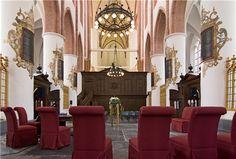 Der Aa Kerk Groningen  trouwen huwelijk wedding