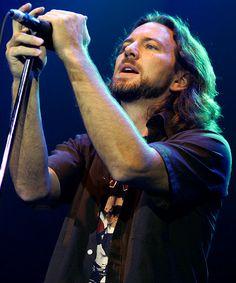 Eddie Vedder, April 20, 2006