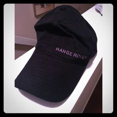 New Range Rover black women's cap Never worn black Range Rover hat with adjustable back strap for custom fit . Like new condition . Range Rover Accessories, Range Rover White, Caps For Women, Back Strap, Wearing Black, Fashion Design, Fashion Tips, Fashion Trends, Hats