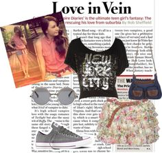 """Casual"" by aliviaaev on Polyvore"
