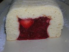 Truskawkowiec Cheesecake, Desserts, Food, Tailgate Desserts, Deserts, Cheesecakes, Essen, Postres, Meals