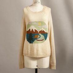 Woolrich® Mohair Blend Sweater   Robert Redford's Sundance Catalog