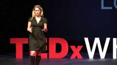 """Self esteem, perspective and story all come together in """"The Best Worst TEDx Talk"""" TedxWhitefish Elke Govertsen"""