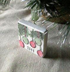 my tile ornaments :-)