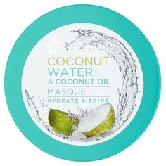 Hydrate & Shine Conditioning Masque with Coconut Water