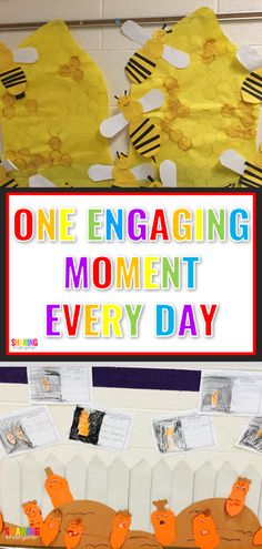 One Engaging Moment Every Day