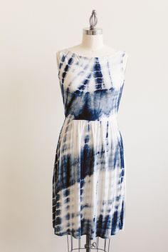 tie-dye Moneta by Colette Patterns
