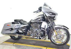"eBay: 2015 Harley-Davidson Touring 2015 Harley Davidson Screamin' Eagle 110"" CVO Street Glide Special FLHXSE 719m #harleydavidson"