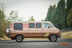 '84 Dodge Prospector B250 Conversion Van