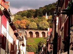 Family #Travel Heidelberg, #Germany   via @soultravelers3