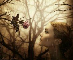 """yohelava: """"Soy la imagen del silencio silaba de canto Sin voz. El rosado de mi alma Te abraza en un sutil suspiro Pétalo cálido y carnal Anuncia los desmayos. Aspiración vocal besando Tu piel y tu..."""