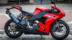 The 2014 EBR 1190RX is the first mass-production sportsbike out of the new Erik Buell Raci...
