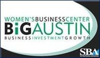 BiGAUSTIN has a Women's Business Center funded in part through an agreement with the U.S. Small Business Administration. Women-owned businesses are 26 percent of the greater Austin area's privately held firms, generate $5.3 billion in sales, and employ 43,000 workers according to their website.