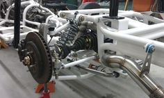 FabFitters Triumph TR250 with a LS2