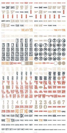 Days and Dates Cricut Cartridge Cricut Cartridges, Dates, Blog, Tools, Image, Craft, Cricut Ideas, Instruments, Creative Crafts