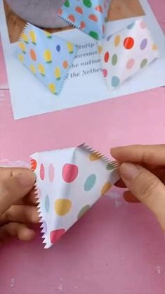 Diy Crafts Hacks, Diy Crafts For Gifts, Fun Crafts, Paper Crafts Origami, Diy Paper, Diy For Kids, Crafts For Kids, Papier Diy, Ideias Diy