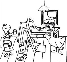 E-mail - Jenny van Losser - Rozendom - Outlook Rembrandt, Frog Theme Preschool, Colouring Pages, Coloring Books, Kindergarten, Art Education, Van Gogh, Art Museum, Art Projects