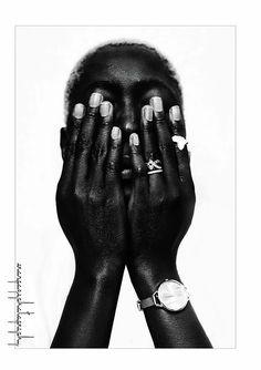 Black Opal, Leather, Photography, Beauty, Beautiful, Fashion, Moda, Photograph, Fashion Styles