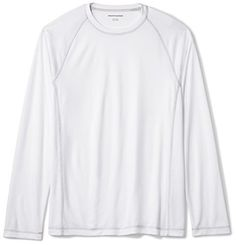 Black Essentials Womens Short-Sleeve Quick-Dry UPF50 Swim Tee X-Large