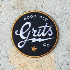 Good Ole Patch - Grits Co.  - 3