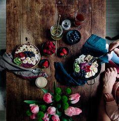 Acai bowl of goodness / Marta Greber
