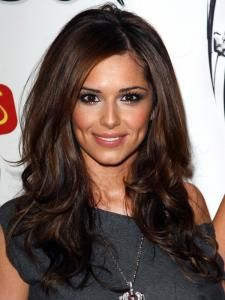 Cheryl Cole Full Volume Hairstyle