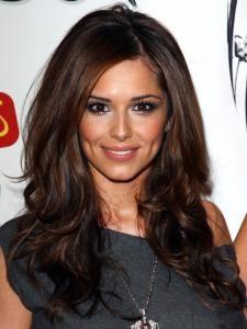 Cheryl Cole Full Volume Hairstyle