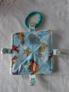 Baby Boys Toys Taggy Toy Crinkle sounds plush by Sassydoodlebaby, $3.99