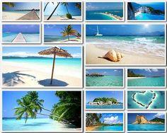 Красивые пляжи, море, океан - фото высокого разрешения (FullHD+) Clip Art, Outdoor Decor, Home Decor, Decoration Home, Interior Design, Home Interior Design, Pictures, Home Improvement