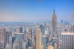 500px / South from the Top of the Rock by Richard Davis
