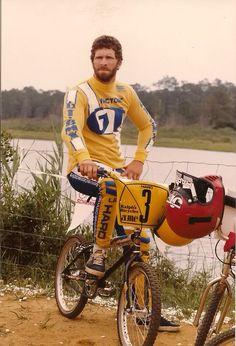 Greg Hill - 80's GT Pro black chrome Fox Racing Logo, Bmx Racing, Bmx Pro, Gt Bikes, Bmx Cycles, Gt Bmx, Buy Bicycle, Bmx Freestyle, Windsurfing
