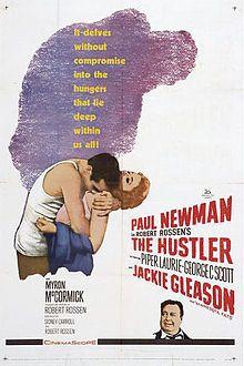 The Hustler (1961). D: Robert Rossen. Selected in 1997.
