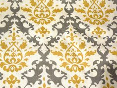 yellow and grey fabric pretty dubs fabric frames wall art tutorial