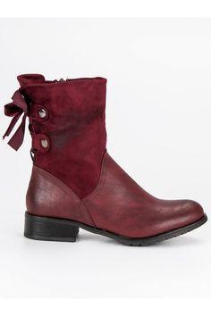 Módne bordové čižmy Forever Folie Tommy Hilfiger, Platform, Ankle, Boots, Fashion, Madness, Crotch Boots, Moda, Wall Plug