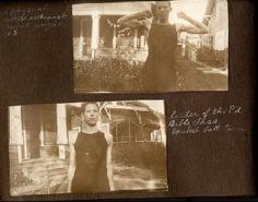 Photograph album #1 - page 12 - circa 1913