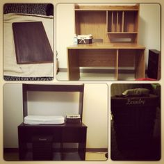 Making A Desk Into Changing Table To Projects Pinterest Change Tables Nursery And Babies