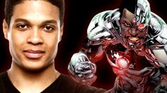 Ray Fisher will play Cyborg