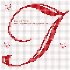 broderiepassion-abc belles lettres2- i.gif 721×721 píxeles