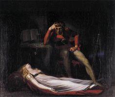 henry fuseli art - Google Search