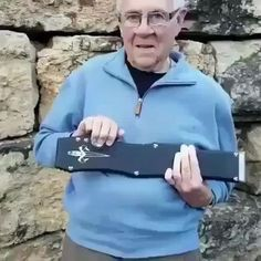 Danger Grandpa With Huge Knife Ninja Weapons, Weapons Guns, Zombie Weapons, Funny Sports Memes, Sports Humor, Sports Food, Cool Knives, Knives And Swords, Hidden Weapons