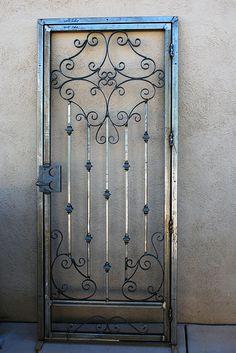 Double Security Door, by C. Marquez | Double security door d… | Flickr