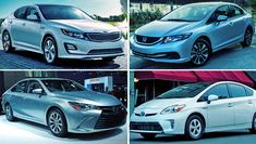 Top 10 Most Economical & Efficient New 2015 Cars in USA