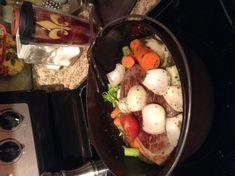 Dutch Oven English Roast Recipe