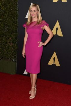 Reese Witherspoon Photos: Academy Of Motion Picture Arts And Sciences' 2014 Governors Awards - Arrivals