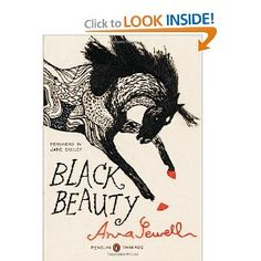 Embroidered Book Covers! Black Beauty: (Penguin Threads collection)