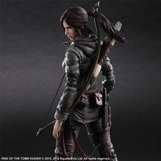 PA Kai Tomb Raider Lara Croft Action Figure