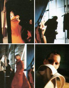 "vroomheid: "" Yohji Yamamoto fall / winter 1996-97 """