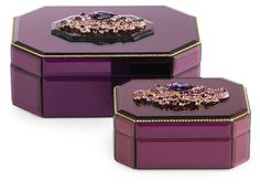The Annabelle Jewelry Box will delight the bejeweled.